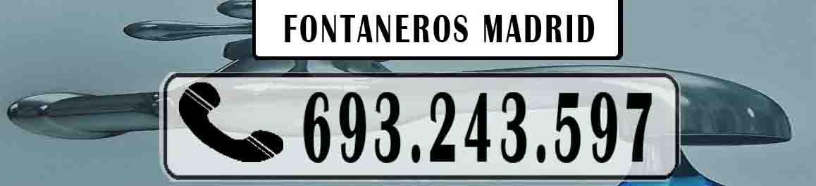 Fontanero Alpedrete Urgentes